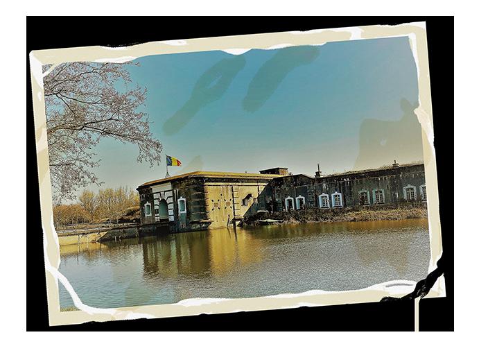 Escape Fort Liezele